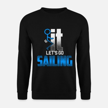Athletics FIT sailing – EN - Men's Sweatshirt
