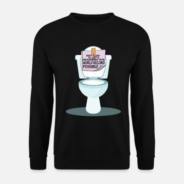 Toilettes toilettes - Sweat-shirt Homme