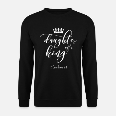 11b00f4be Father And Daughter 6 Christian design Daughter King Jesus Christian -  Men's