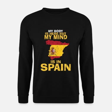 Home Country Spain home country gift - Men's Sweatshirt