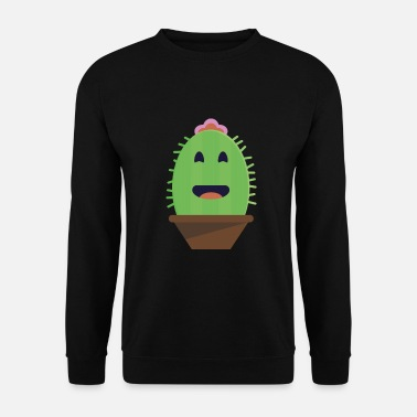 Chemise Cool Cactus - Sweat-shirt Homme