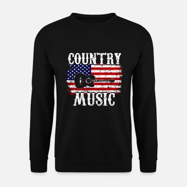 Country Country Musik Western Rodeo USA - Unisex Pullover