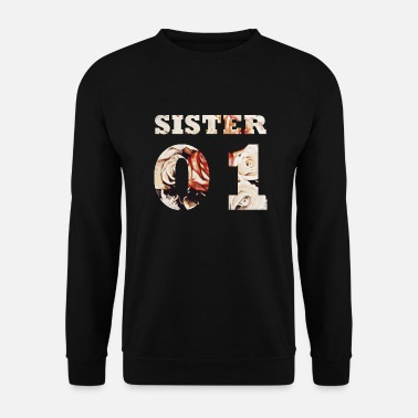 Sister 01 Und Sister 02 Sister 01 - Unisex Pullover