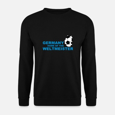 Tor germany home of the weltmeister 2 - Unisex Pullover