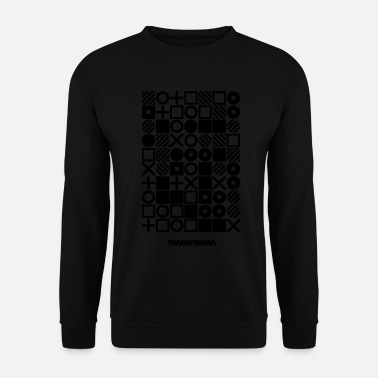 TRANSFORMA TSHIRT PANEL 1B - Sweatshirt unisex