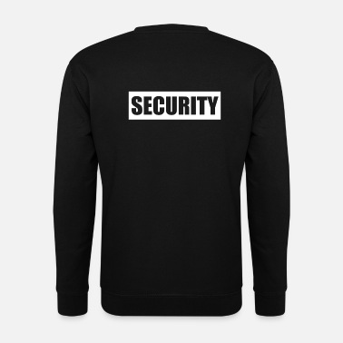 Security Service Security security service security service bouncer - Men's Sweatshirt