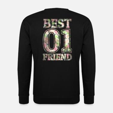 Pedir En Línea Mejores Amigos Sudaderas Spreadshirt