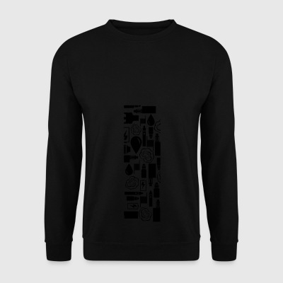 Vaperlogo - Men's Sweatshirt