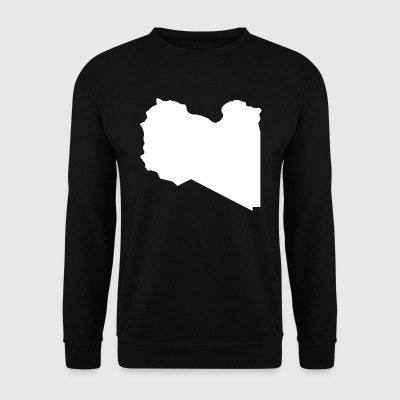 Libya Original Gift Idea - Men's Sweatshirt