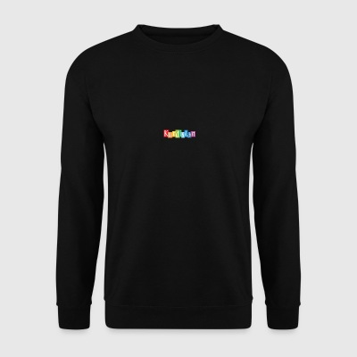 Kurdistan designstyle colors m - Men's Sweatshirt