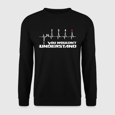 You Wouldn't Understand gear 5 - Männer Pullover