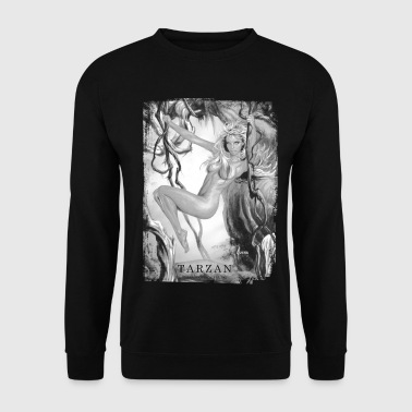 Tarzan 'Jane la beauté de la jungle' - Sweat-shirt Homme