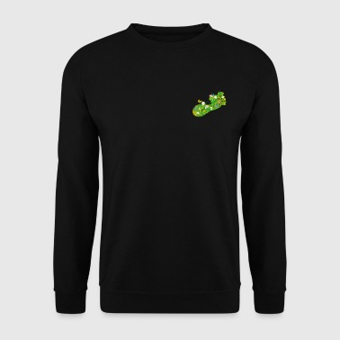 ecological Footprint - Men's Sweatshirt