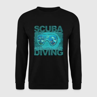 diver - Men's Sweatshirt