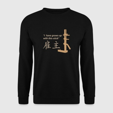 Wing Chun - Formation - Sweat-shirt Homme