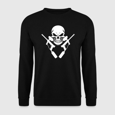 paintball - Sweat-shirt Homme