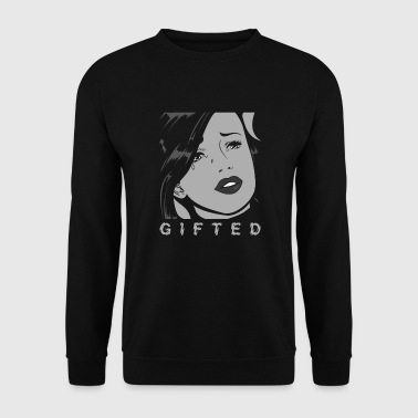 Gifted Comic - Men's Sweatshirt