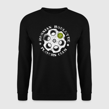Russian Roulette Players Club - Men's Sweatshirt