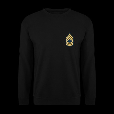 US Army Master Sergeant OR8-E8 - Herre sweater
