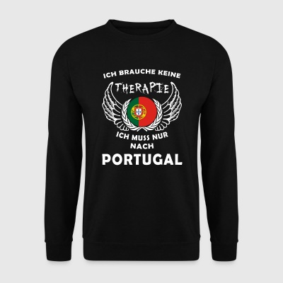 Therapie Portugal - Männer Pullover