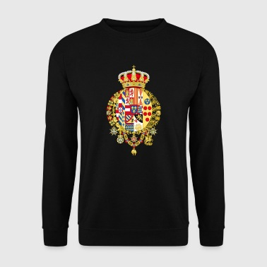 Kingdom of the Two Sicilies, Regno due sicilie - Men's Sweatshirt