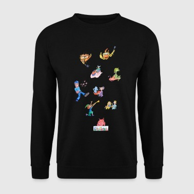 Collection de dessins animés - Sweat-shirt Homme