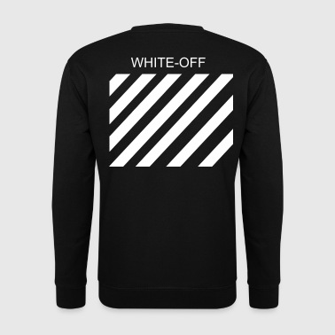 Off PASSAGE GANG + WHITE-OFF |SWEATER| - Männer Pullover