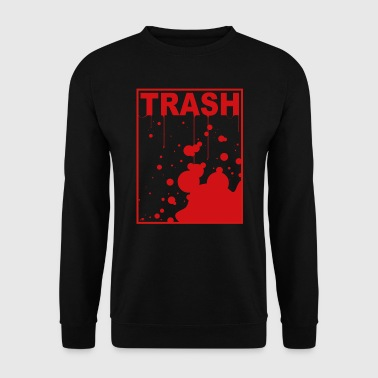 TRASH 0.1 - Men's Sweatshirt