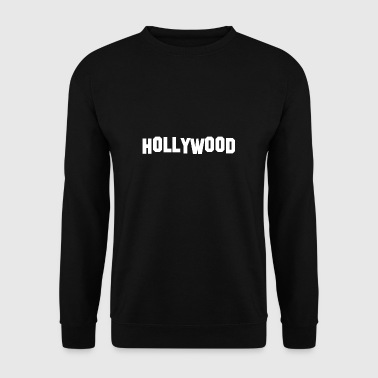 idée cadeau HOLLYWOOD - Sweat-shirt Homme