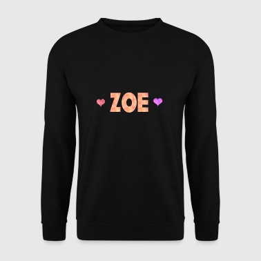 Zoe - Sweat-shirt Homme