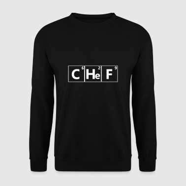 chef w - Sweat-shirt Homme