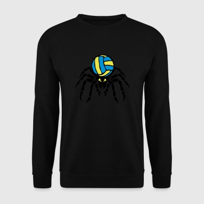 volleyball waterpolo araignee spider spi - Sweat-shirt Homme