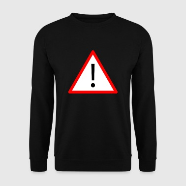 Attention! - Sweat-shirt Homme