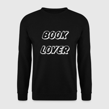 Book Lover - Men's Sweatshirt