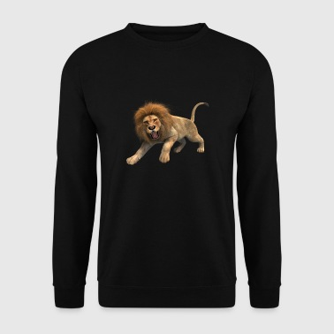 Lion - Sweat-shirt Homme