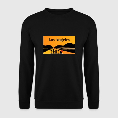 los Angeles - Men's Sweatshirt