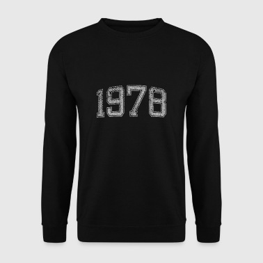 1978 vintage - Men's Sweatshirt