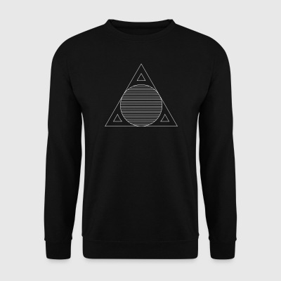 Triangle Premium - Triangle - Sweat-shirt Homme