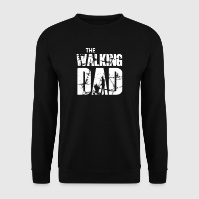 The Walking Dad - Mannen sweater