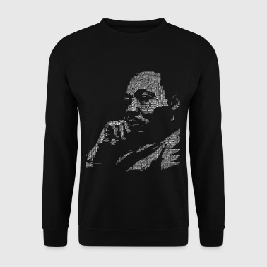 MArtin luther King i have a Dream Black power anti - Men's Sweatshirt