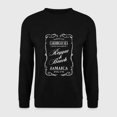 Jamaica - Reggae & Beach - Mannen sweater