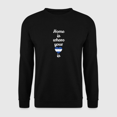 love home Honduras - Men's Sweatshirt
