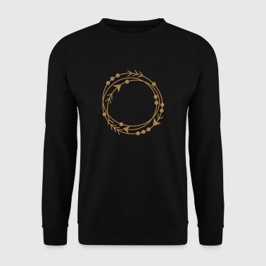 Circle frame - Men's Sweatshirt