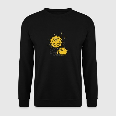 cheese - Men's Sweatshirt