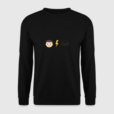 Harry emoji - Sweat-shirt Homme