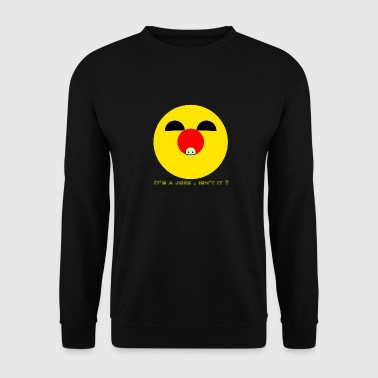 Red Nose Witz Rote Nase - Männer Pullover