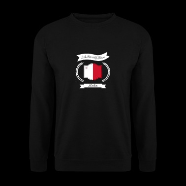 I'm ready for ... Malta - Men's Sweatshirt