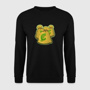 moneybag - Men's Sweatshirt