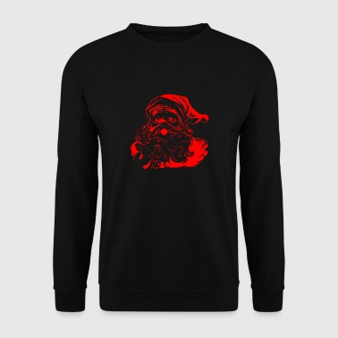 SANTA RED - Mannen sweater