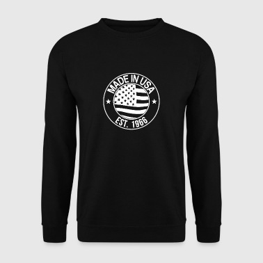 Made in the USA - Men's Sweatshirt